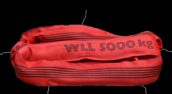 Rundschlinge Basic Plus 5.000 kg mit Einfachmantel