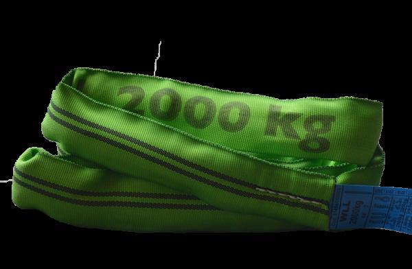 Rundschlinge Premium Plus 2.000 kg Doppelt gewebt
