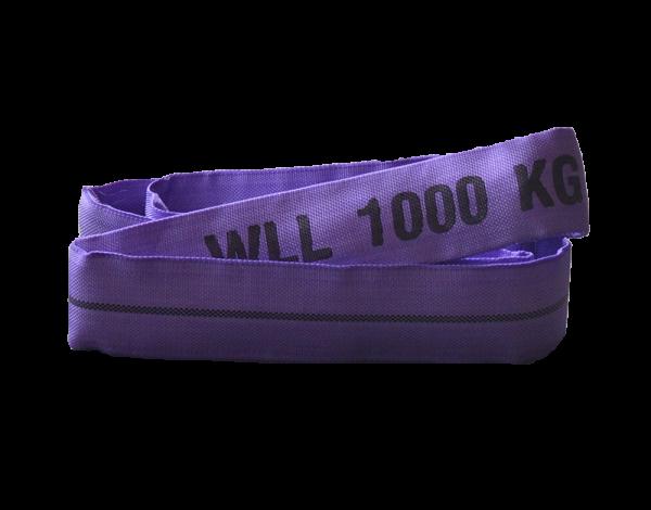 Rundschlinge Premium 1.000 kg Doppelt gewebt