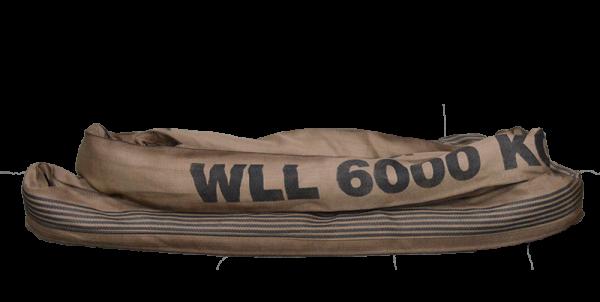 Rundschlinge Premium Plus 6.000 kg Doppelt gewebt