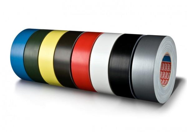 Tesaband 75 mm grau Typ: 4651